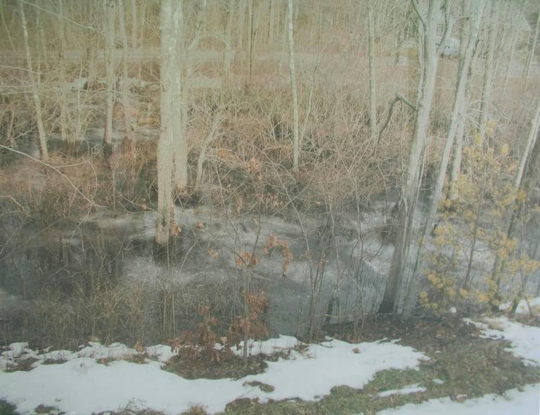 Dorothy Simpson Krause Landscape Photograph - Snowmelt 2