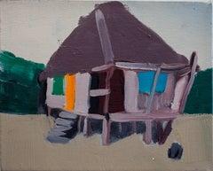 beach hut /1