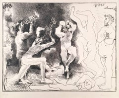 Pablo Picasso, The Fauns Dance