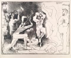 The Fauns Dance