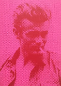 James Dean (Pink and Red)
