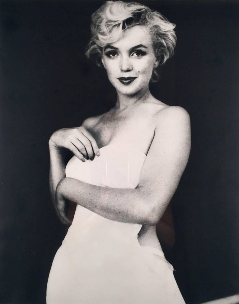 262446399a9 Milton Greene - Portrait of Marilyn
