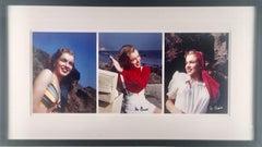 Norma Jeane Triptych