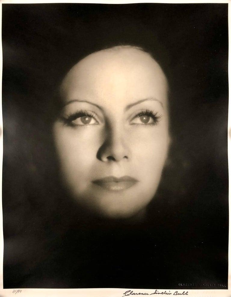 Clarence Sinclair Bull Portrait Photograph - The Kiss