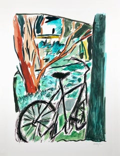 Bicycle from The Drawn Blank Series