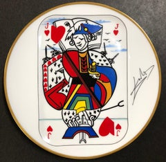 Jack of Hearts from Flush Royal & Joker