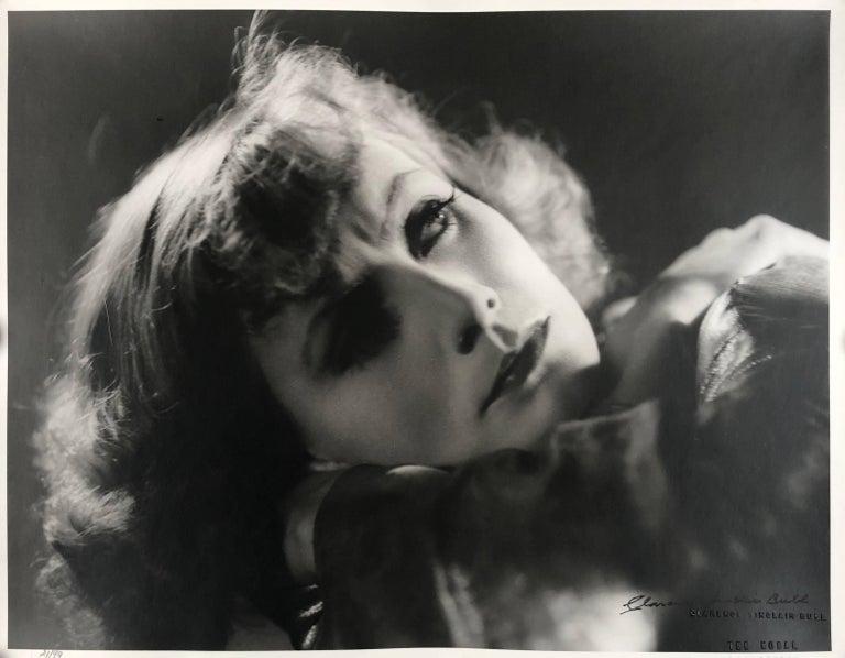 Clarence Sinclair Bull Portrait Photograph - Susan Lenox
