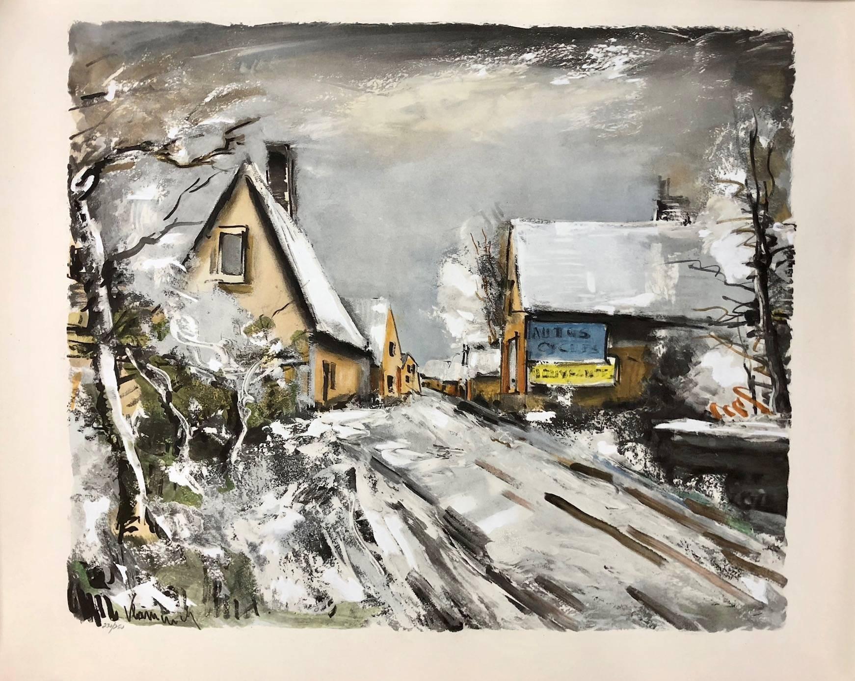 Sous la neige from Notre Pain Quotidien
