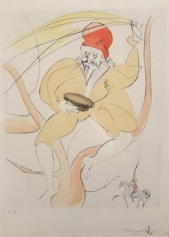 Hanasakaji san from Japanese Fairy Tales