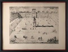 La Grande Place de Vosges, du temps de Louis XIII