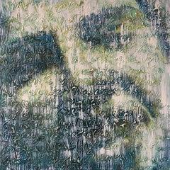 "Original Oil on Canvas Titled ""Yang"""