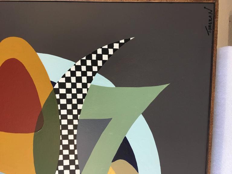 Painting on Canvas Titled: Wonderland  6