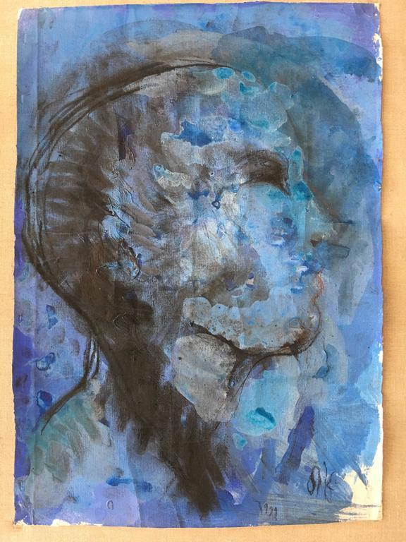 Cabeza Azul 2