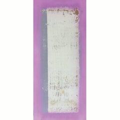 Minimalist Acrylic Painting Titled: Supervene