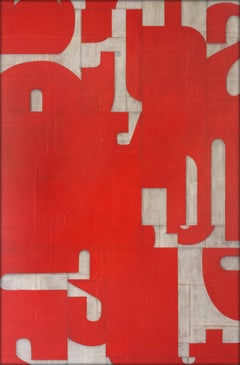 Painting on Panel Titled: PDP 703 ct14
