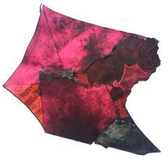 Hot Pink Afghan Kite