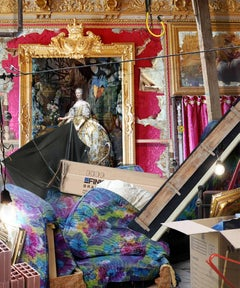 Versailles no 1 Occupation
