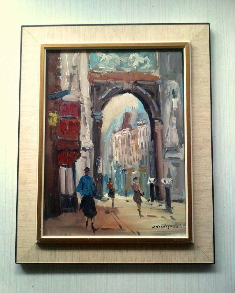 Dutch Painting The Libertine Girls of Rue Saint Denis