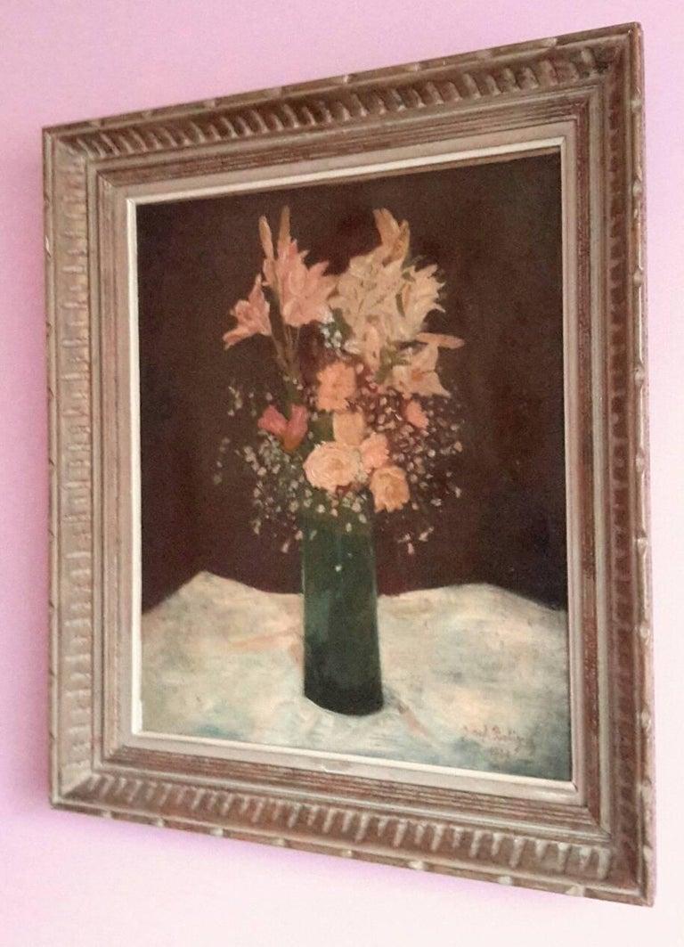 Nature Morte Vase des Fleurs