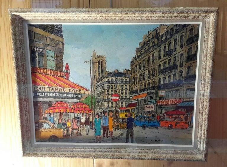 Rivoli Street in Paris