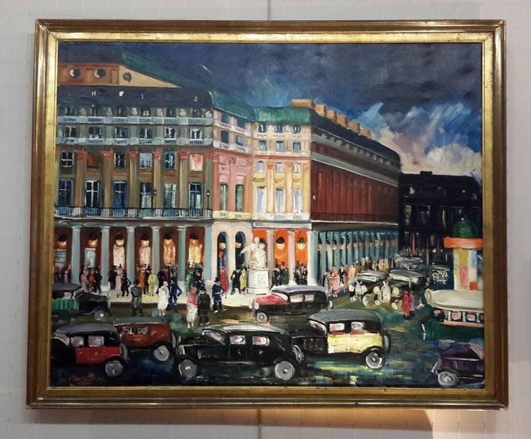 Palais Royal  Paris 1930's