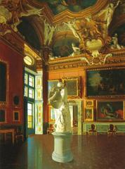Inside the Pitti Palace