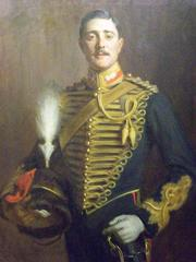 Portrait of Captain Weber