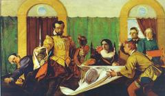 The Dinner Scene from The Taming of the Shrew