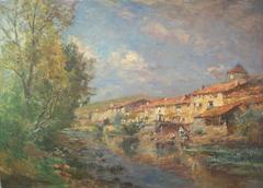 Le Meuse a Vaucouleurs