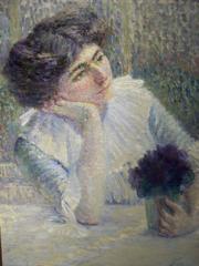 Dane au Bouquet