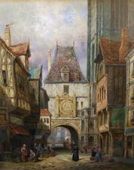 Tour de l'Horloge du Auxerre