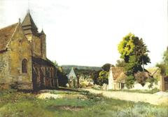 Eglise de Village