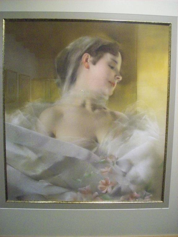 Max Levis Portrait Painting - Madeline