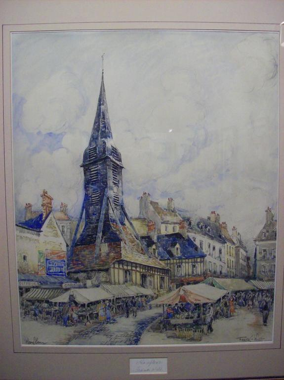 Frank Will Interior Painting - Honfleur