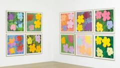 Flowers (Portfolio of 10) (F. & S. II. 64-73)
