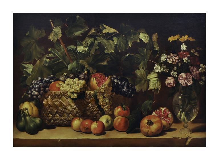 Gianluca D'Este Still-Life Painting - STILL LIFE