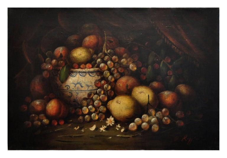 Massimo Reggiani Still-Life Painting - STILL LIFE