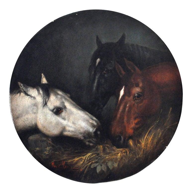 Mark Majer - HORSES 1