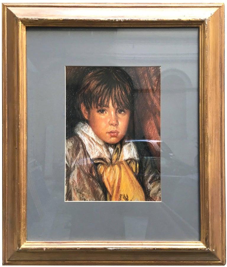 Andrea Di Dio Portrait Painting - CHILD