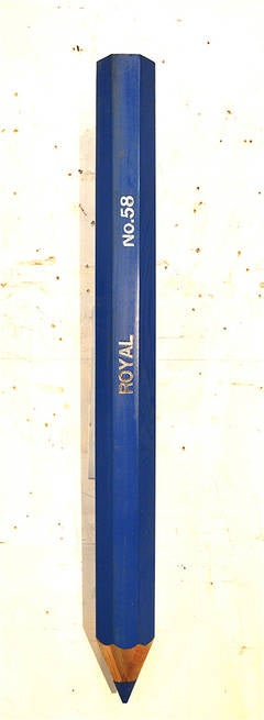 Royal Blue Pencil