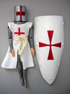 Hospitaller Knight [ Art Doll ]
