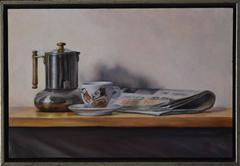 Breakfast with Fellini