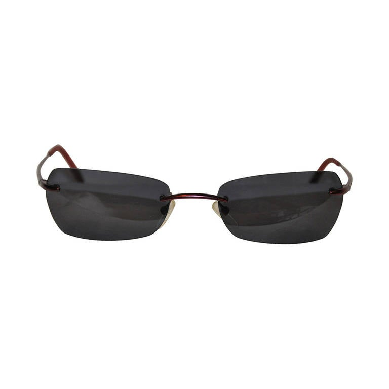 Kenzo Purple Hardware Frame Sunglasses 1