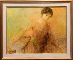 Incredible & Rare Lanier Original Painting
