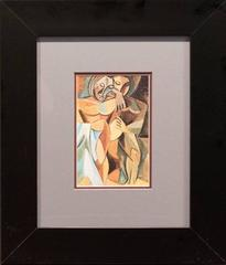 Pablo Picasso Color Plate Lithograph Hermitage Collection