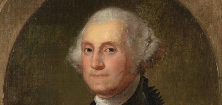 Portrait of George Washington For Sale 1