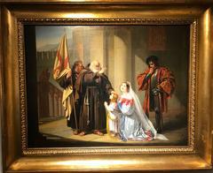 Remarkable 18th Century Italian Oil Painting by Giovanni Battista Tiepolo attr.
