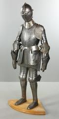 Rare 16th Century Museum Quality Italian Suit of Armor