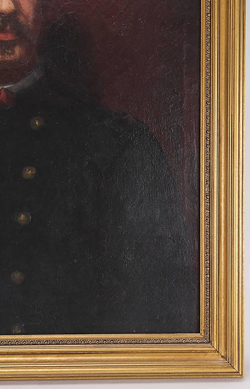 Amazing 19th Century Portrait of Civil War Colonel Robert Shaw by Eastman Johnso 5