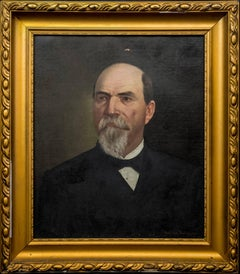 Civil War Portrait of Dr. Horace W. King, by Helene DeLaunay, 1886